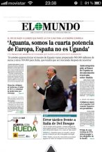 el-mundo Spain is not Uganda