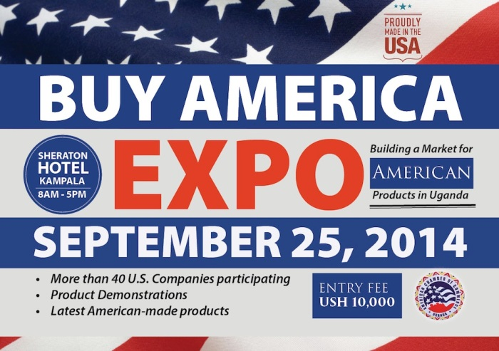 Buy America Expo flyer 2