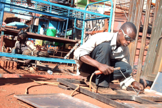 Katwe Workers