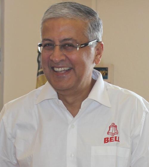 Ivan Menezes, CEO of Diageo plc. - Photo by Simon Kaheru