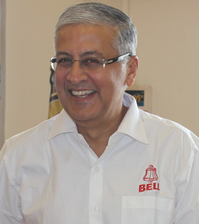 Ivan Menezes, CEO of Diageo plc. - Photo by Simon Kaheru