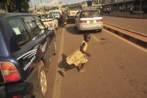Uganda Street Children