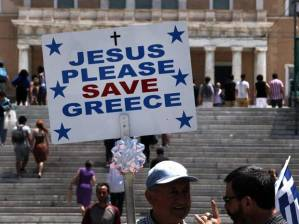 Greece Sign