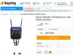 Wheelbarrow Kaymu