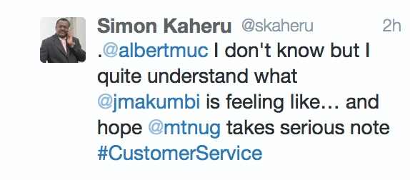 @skaheru First Tweet on @albertmuc