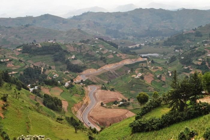 Come and visit Kisoro, for instance