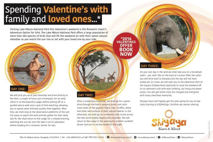 Shiyaya Valentine's E-Brochure