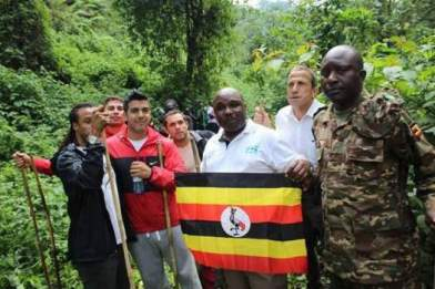 Barcelona-legends-in-Bwindi-Forest