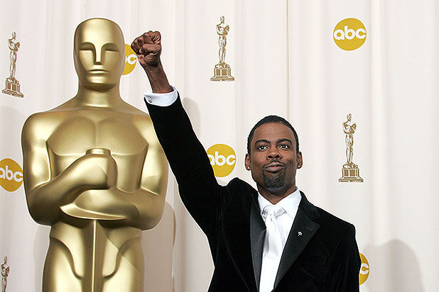 Chris Rock at the Oscars