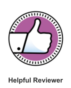 tripadvisor.com Helpful Reviewer Badge