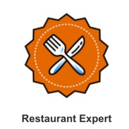 tripadvisor.com Restaurant Expert Badge
