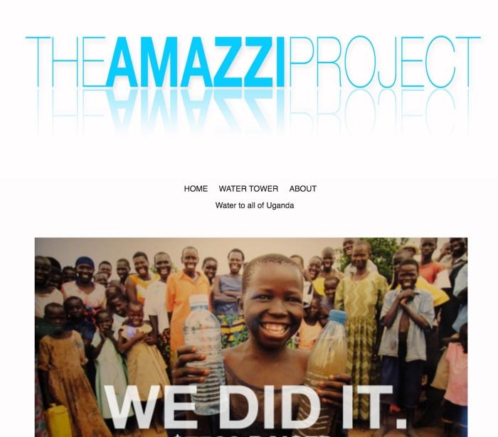 Amazzi Project