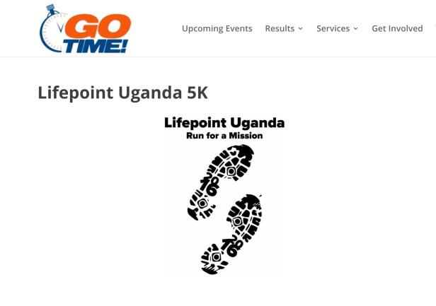 Lifepoint Uganda 5k