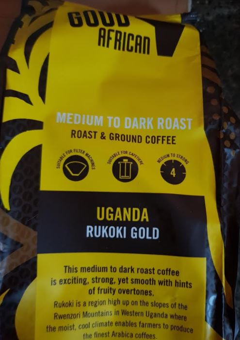 coffee uganda