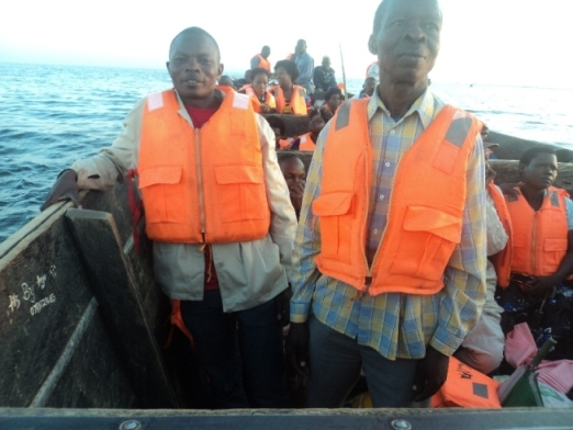 Life Jackets From Bibles For Uganda
