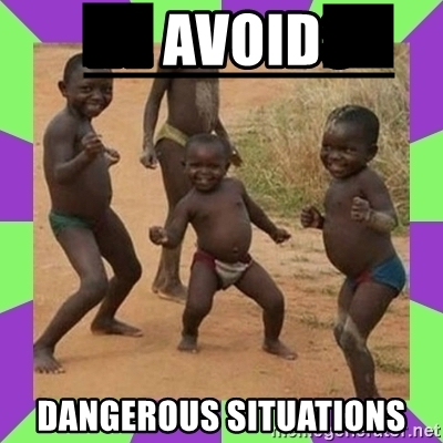 Children In Dangerous Situations