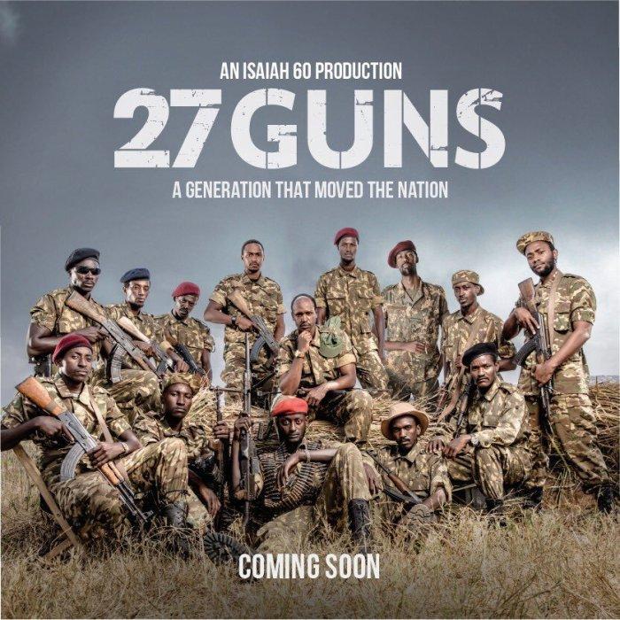 27 Guns Image